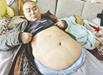 300斤胖哥春节狂减30多斤