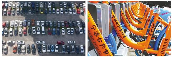 宁波新增公共自行车5000辆 专用停车位超4万个