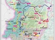 宁波市四明山区域将建三个门户式旅游休闲服务基地