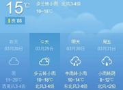 今夜宁波重回阴雨模式 4月晴好天气开场