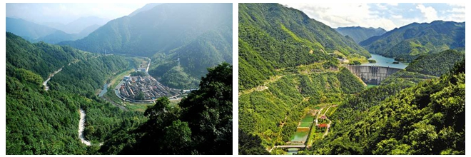 四明山区域将建三个门户式旅游休闲服务基地