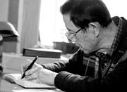 """""""日记爷爷""""57年写76本日记 记录城市缩影"""